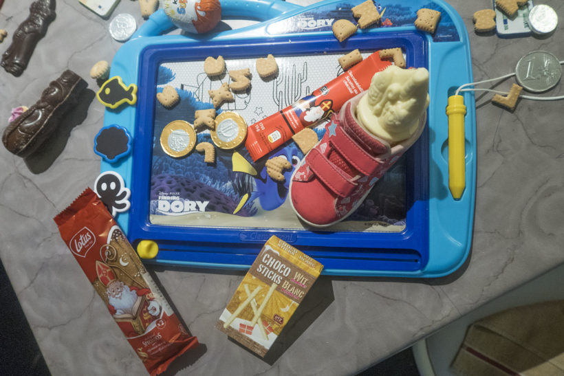 Sinterklaas Mama ABC Blog