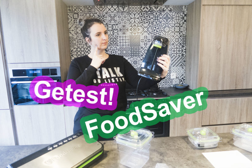 FoodSaver FreshSaver Review Mama ABC Blog