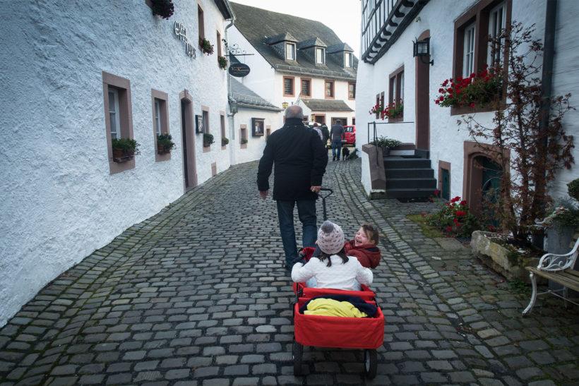 Kronenburg met kinderen mama abc blog