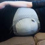 Zwangerschap – Makkelijk op je zij liggen met een bolle buik!