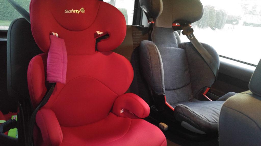 LIDL Autostoel Safety 1st Mama ABC Blog