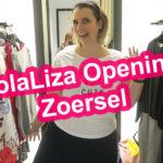 [VIDEO] LolaLiza opening in Zoersel