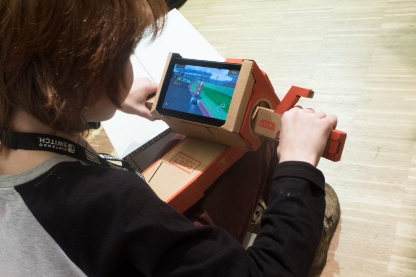 Nintendo Labo Mama ABC