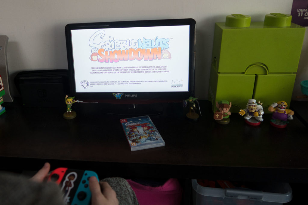 Scribblenauts Showdown Review Sofie Lambrecht Mama ABC Blog