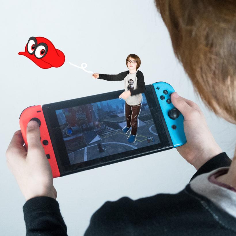 Super Mario Odyssey Nintendo Mama ABC Blog