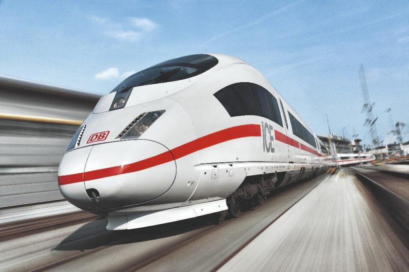 Reizen met de trein Mama ABC Blog