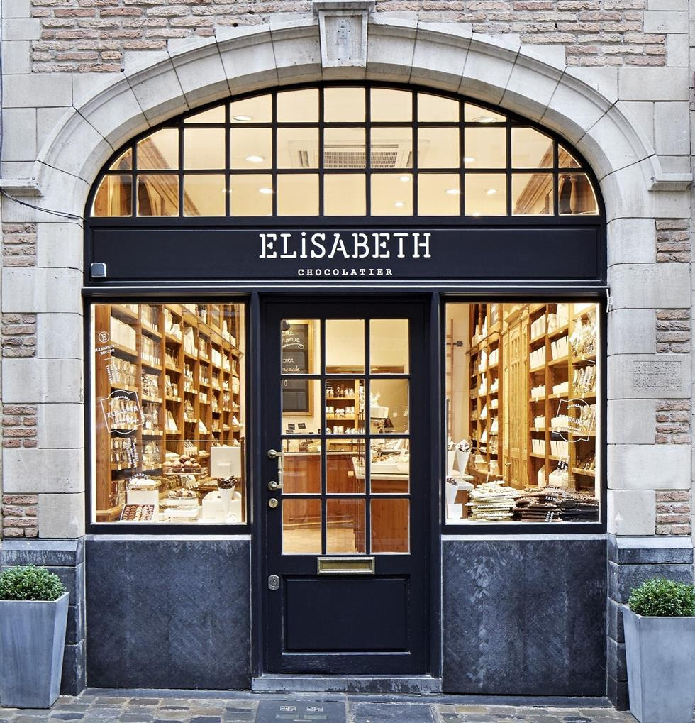 Moederdag Chocolade van Elisabeth Sofie Lambrecht Mama ABC