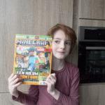 Tip voor Minecraft fans – Het Minecraft Magazine