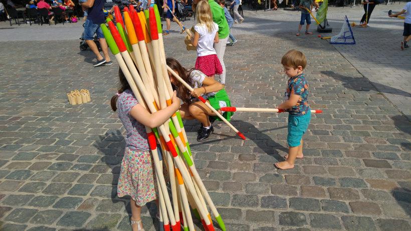 Buitenspeeldag Kortrijk Sofie Lambrecht Mama Blog