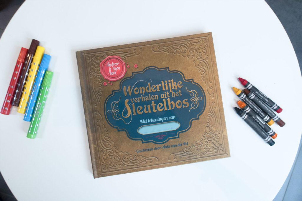 Wonderlijke verhalen ui het Sleutelbos kinderboek review Sofie Lambrecht