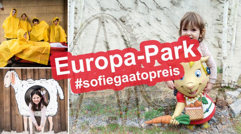 Europa-park Pretpark Duitsland Sofie Lambrecht