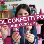 [VIDEO] LOL Confetti POP Unboxing x 2