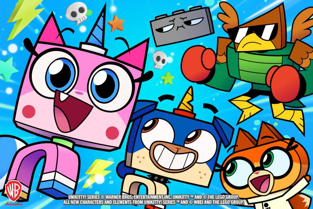 Unikitty Cartoon Network Sofie Lambrecht