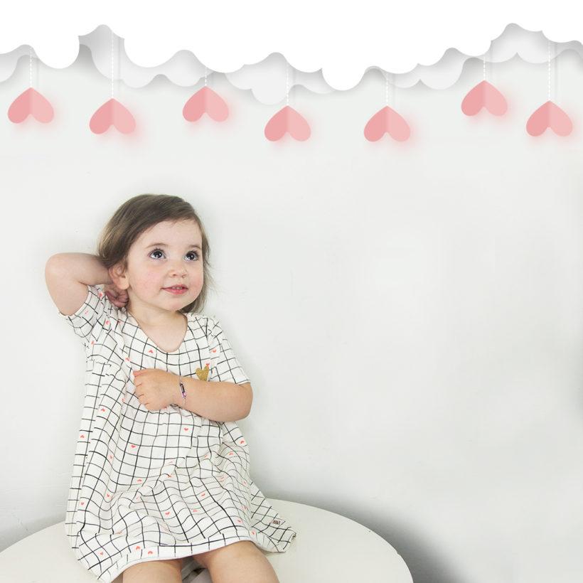 Naam armband baby kraamcadeau Sofie Lambrecht Mama Blog