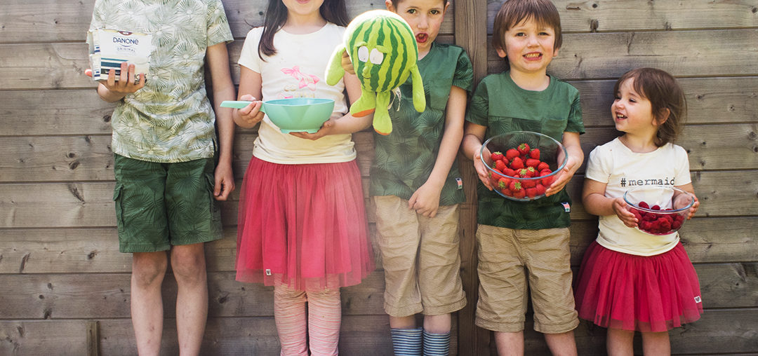 Watermeloen Pizza Recept Sofie Lambrecht