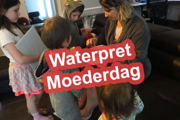 Waterpret Moederdag Persoonlijke Vlog Sofie Lambrecht