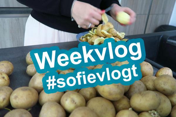 Weekvlog Sofie Lambrecht