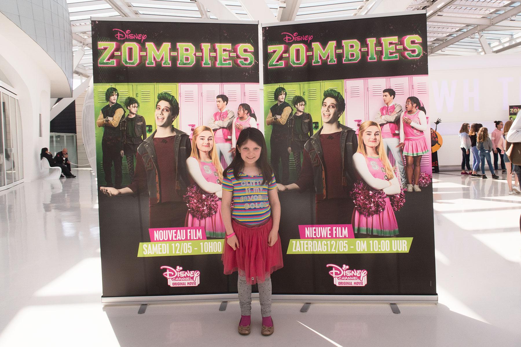 Must See Zombies De Nieuwe Disney Channel Original Movie Sofie 12 Lambrecht