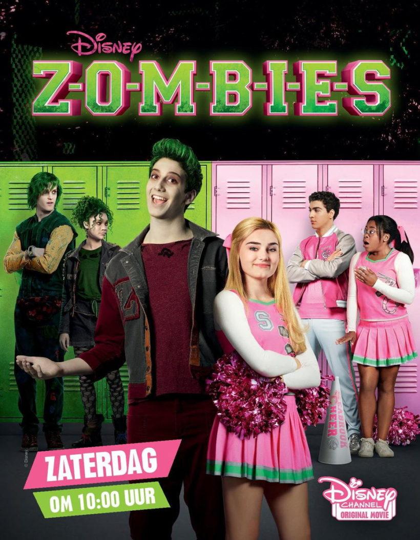 Zombies Disney Sofie Lambrecht