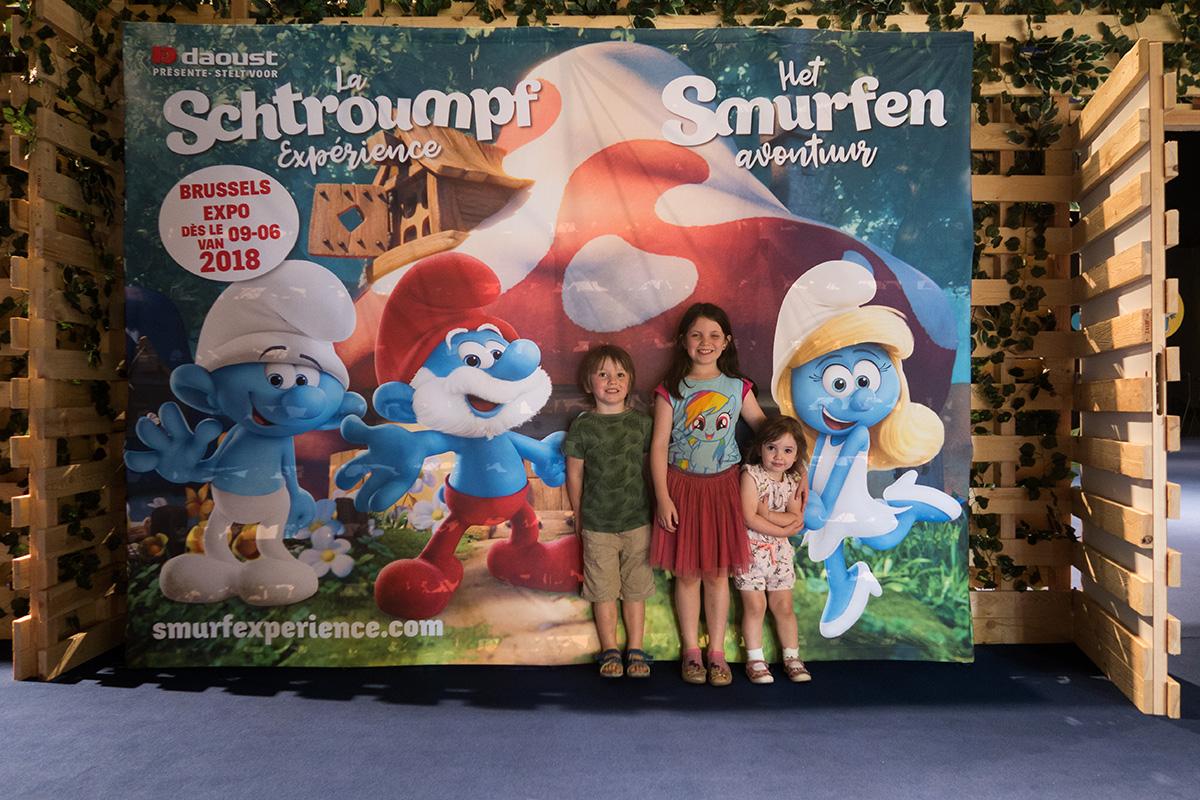 The Smurf Experience Het Smurfenavontuur Sofie Lambrecht