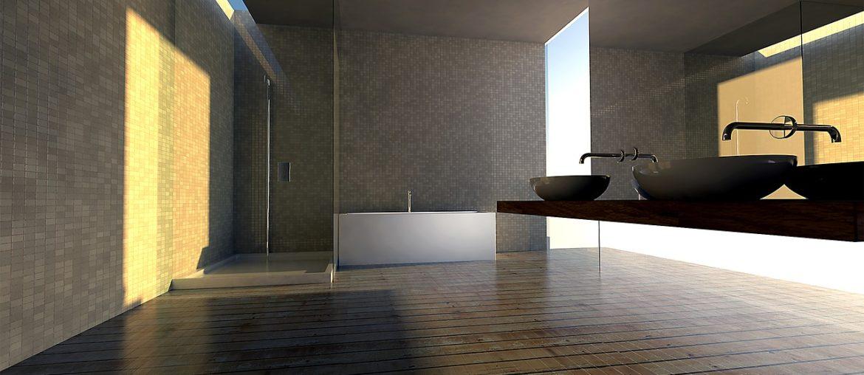 Moderne badkamer sofie lambrecht