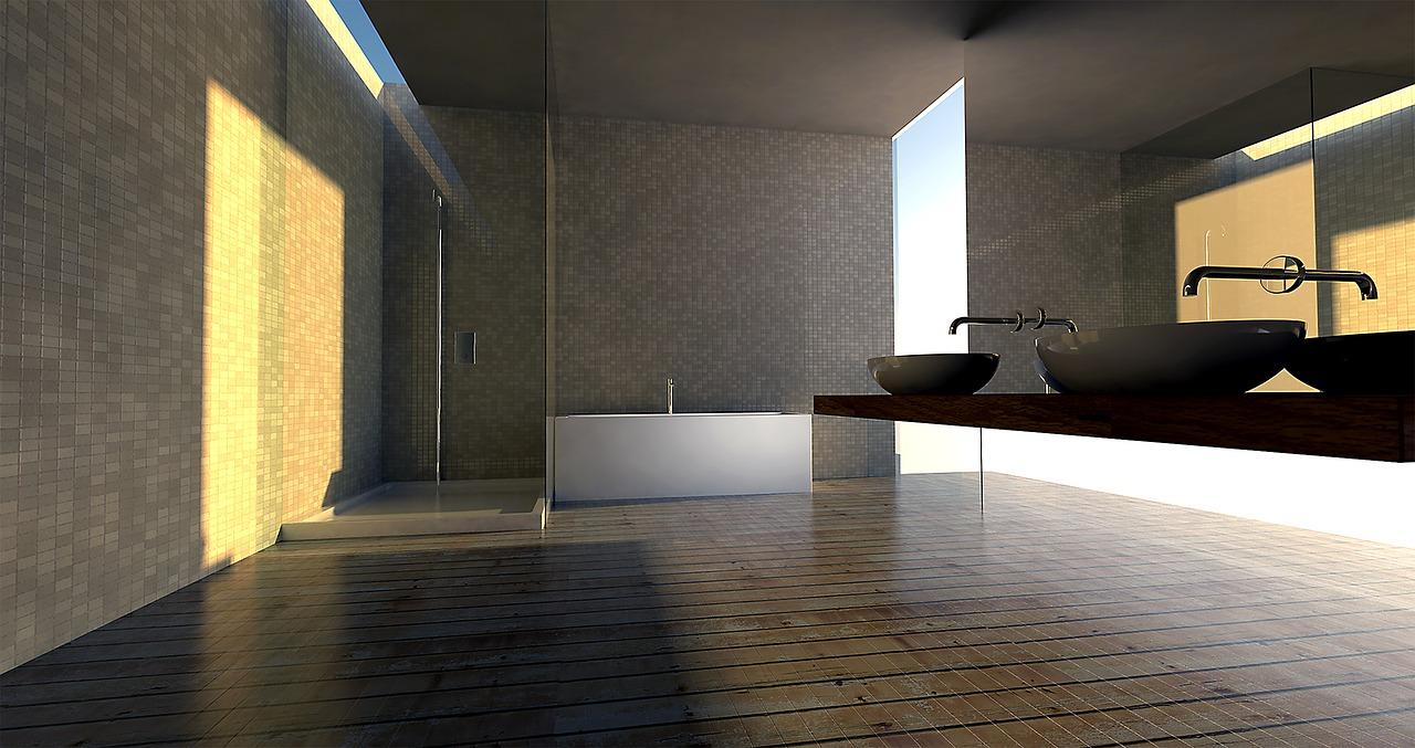 Eigentijdse badkamer design modern interesting eigentijdse