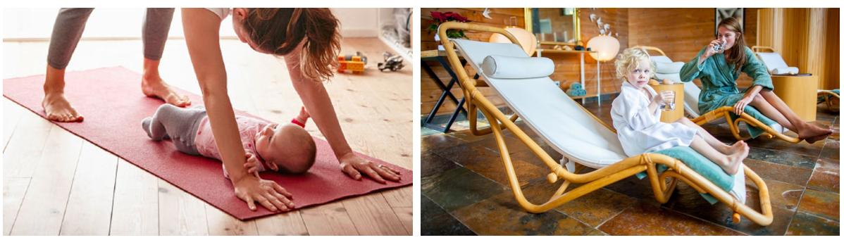 Wellnessvakantie Yoga Moeder Kind Sofie Lambrecht