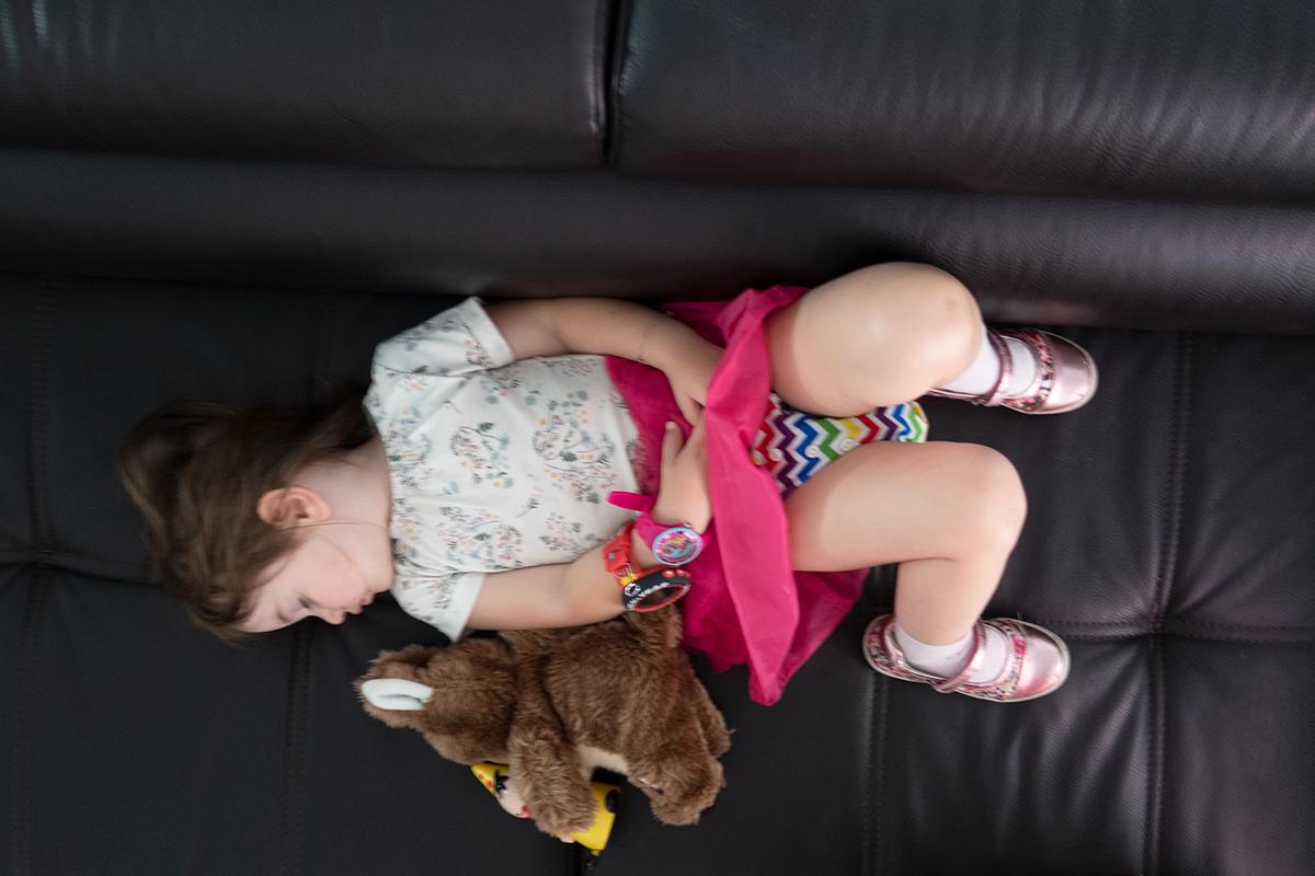 Baby Slaapt Weekvlog Sofie Lambrecht