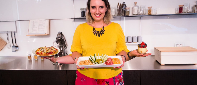 Dineren in een showroom Bulthaup Sofie Lambrecht