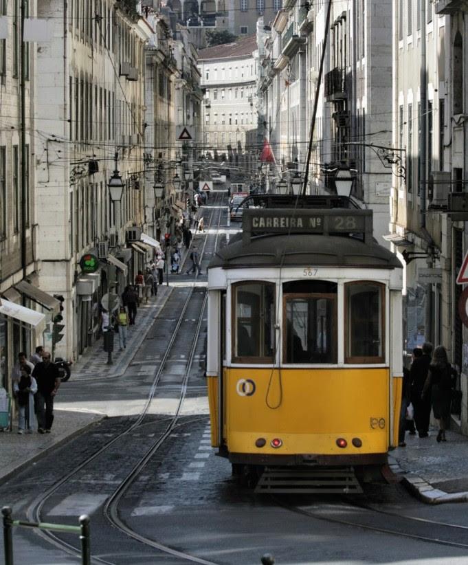 Reizen met kinderen naar Lissabon