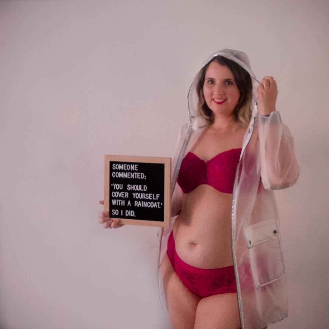 Body Positivity Sofie Lambrecht