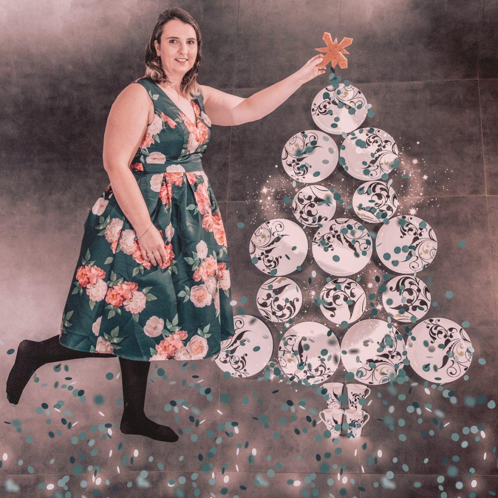 Kerstboom foto inspiratie