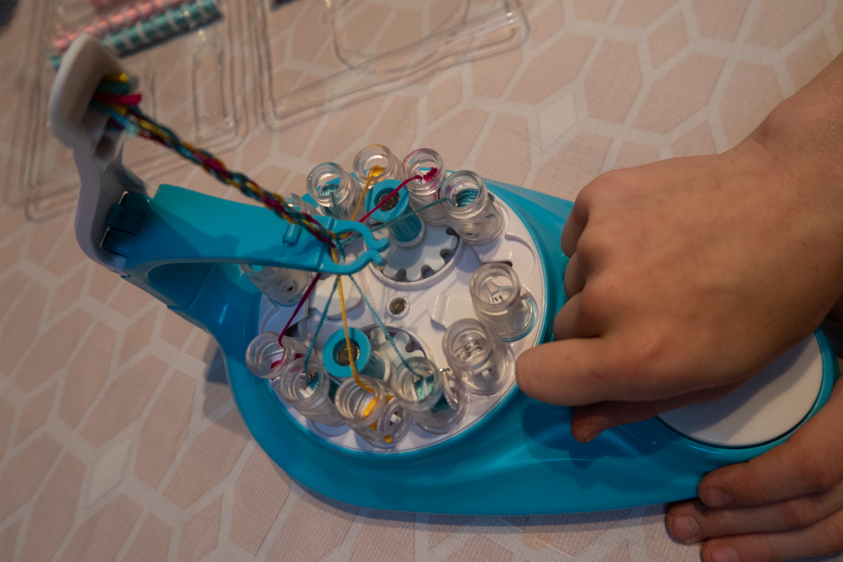 Kumi Kreator Armbanden maken Cool Master