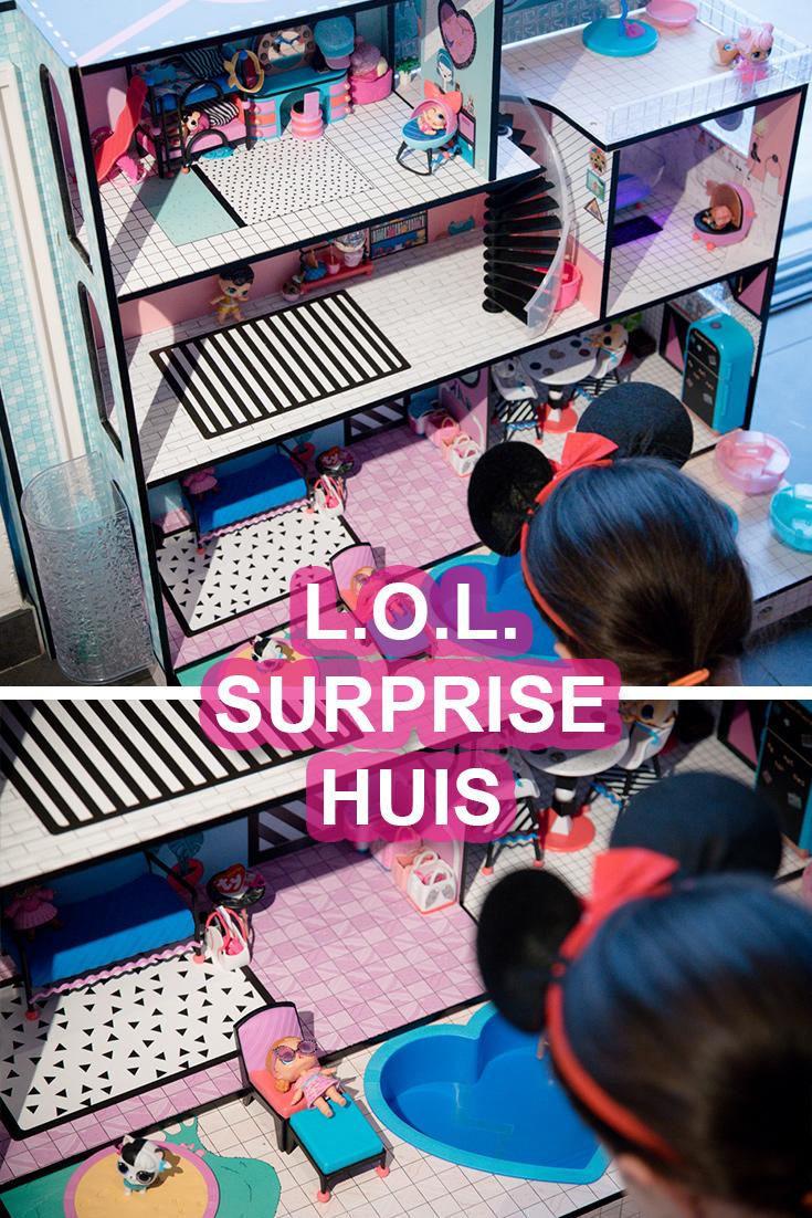 L.O.L. Surprise Huis