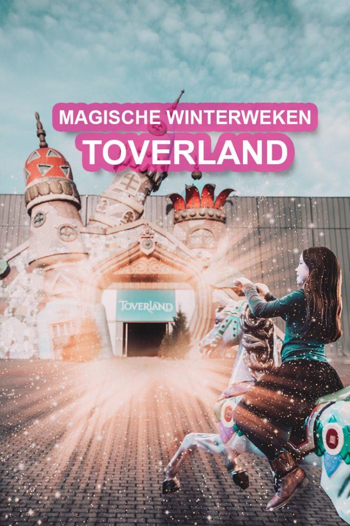 Verwonderend Magische Winterweken in Toverland - Sofie Lambrecht PM-78