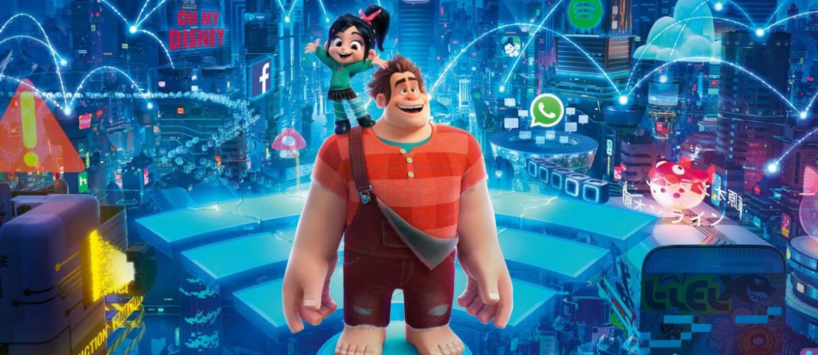 Ralph Breaks the Internet Disney