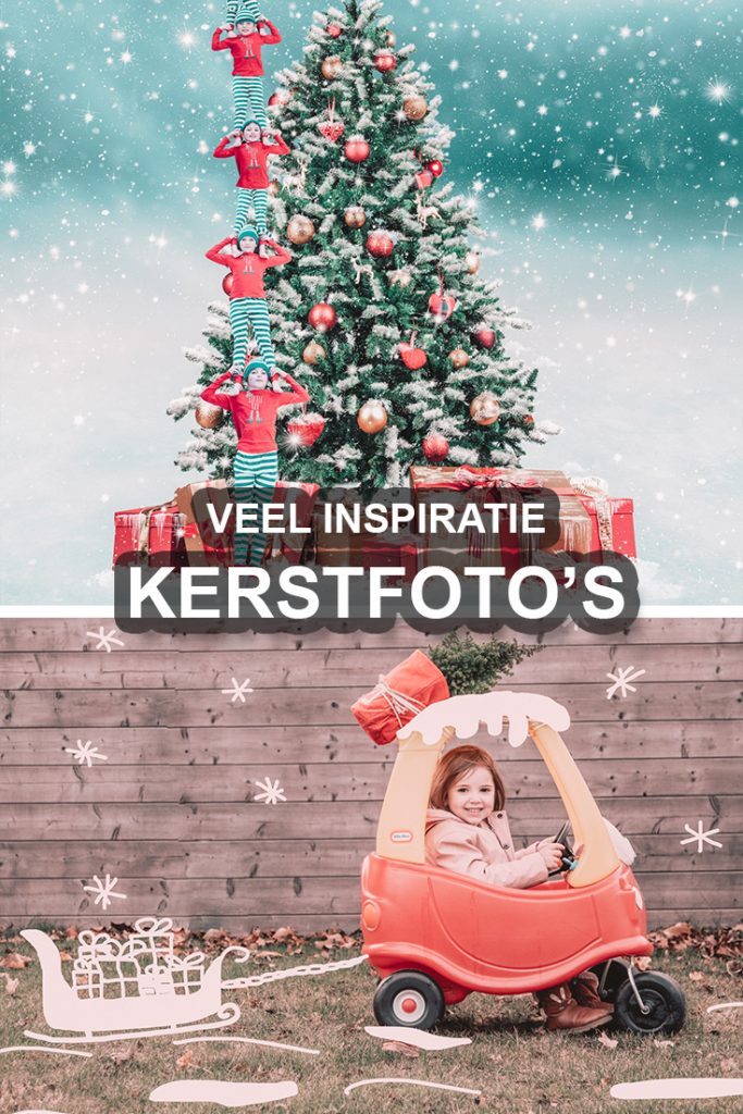 Kerstfoto Inspiratie