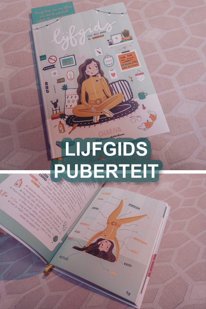 Lijfgids Een reis door de puberteit