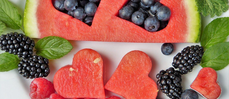 hartjes watermeloen foto van pixabay