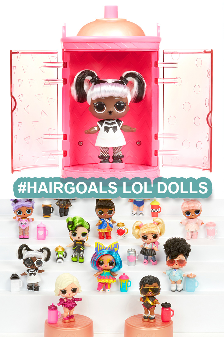 Hairgoals LOL Dolls Suprise Doll