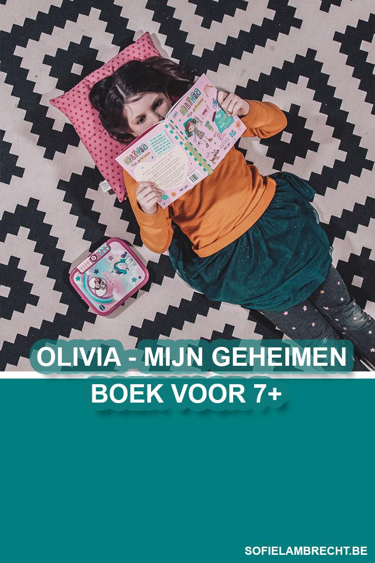 Olivia Mijn geheimen