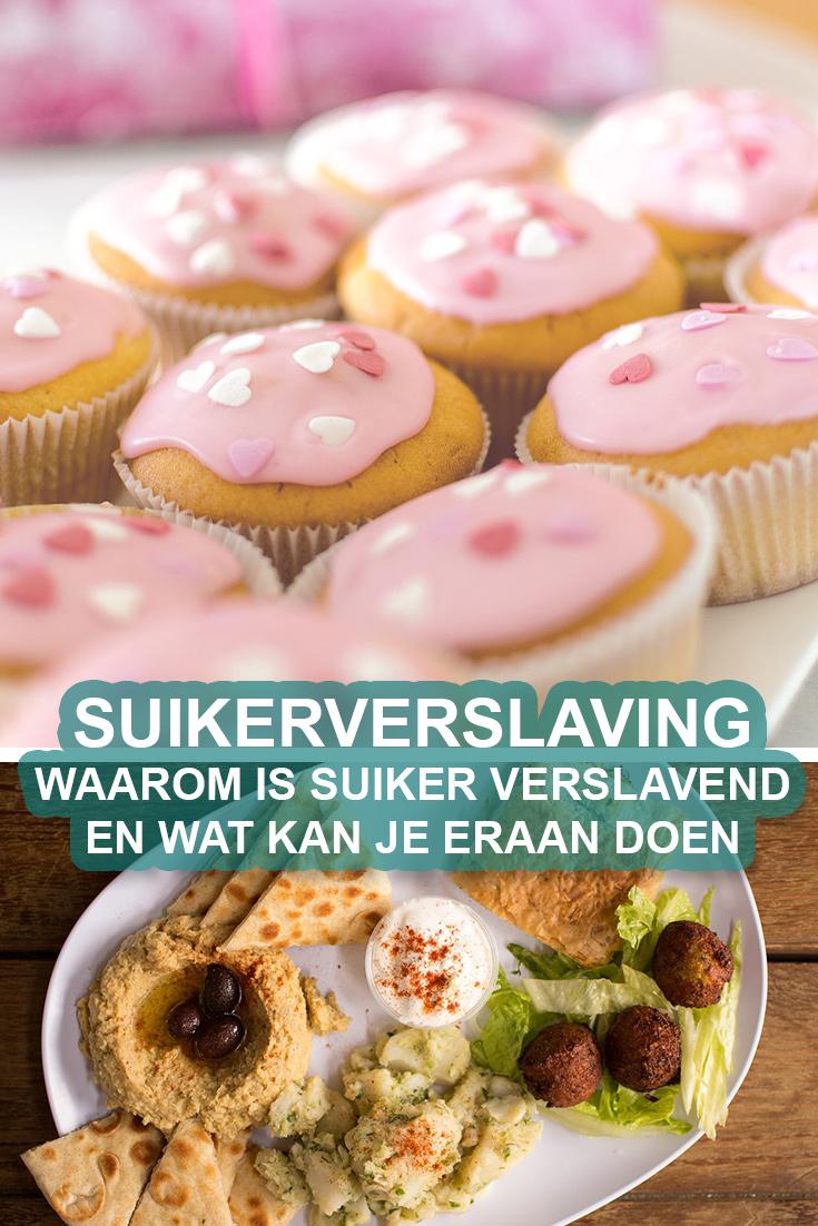 suikerverslaving verslaafd aan suiker