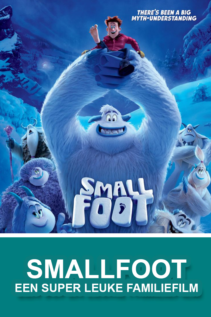Smallfoot familiefilm
