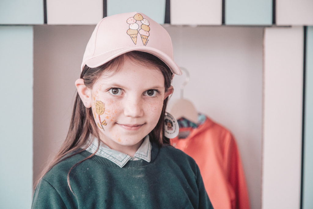 Eva Mouton x Veritas Kindercollectie