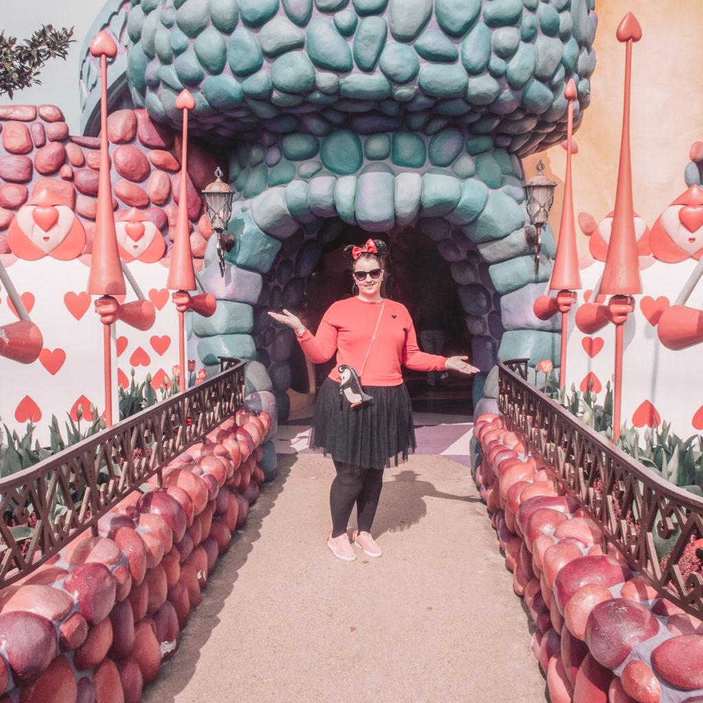 Disneyland Paris Sofie Lambrecht