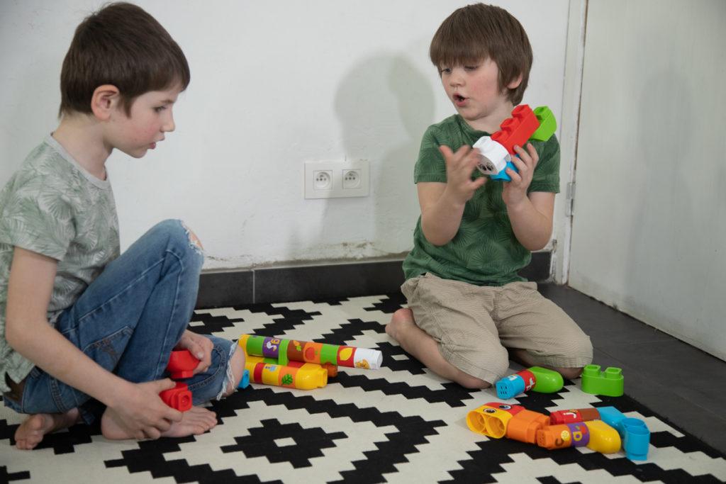 Bla Bla Blocks VTech Speelgoed