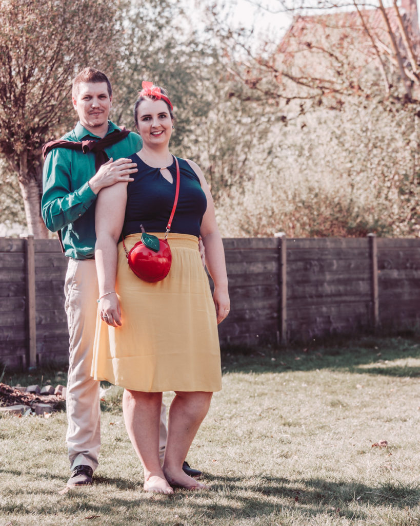 Snow White Sneeuwwitje Disneybound Kleding Inspiratie Disney Princess Prinses