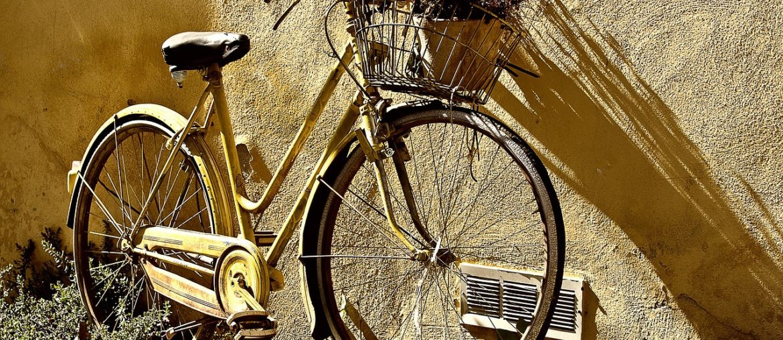 Fiets - foto van pixaby