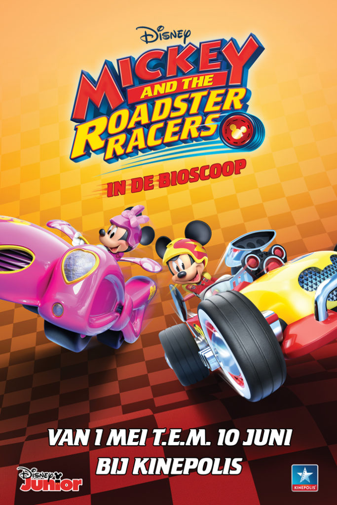Mickey and the Roaster Racers Disney Junior