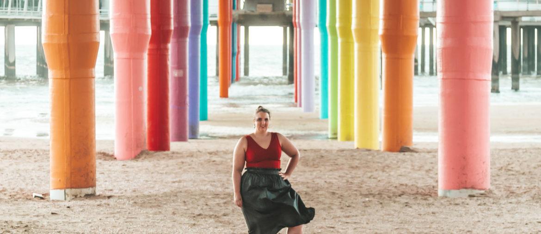 Strand Scheveningen De Pier Den Haag
